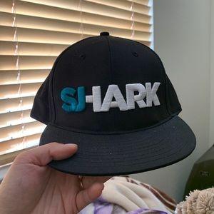 Breezy Excursion Sharks SJ hat